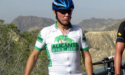 Alicante Bike Hire Jersey