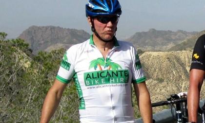 Alicante Bike Hire Jersey