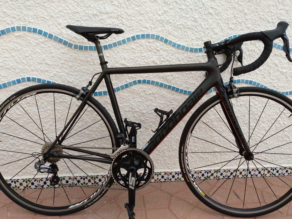 Used Cannondale Supersix Evo Carbon Ultegra DI2 – Alicante Bike Hire