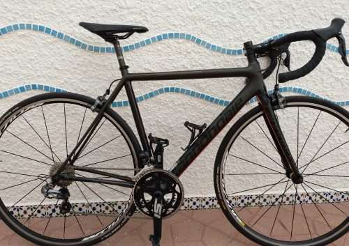 Used Cannondale Supersix Evo Carbon Ultegra DI2