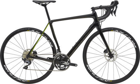 Cannondale Synapse Carbon Ultegra disc 2018 model