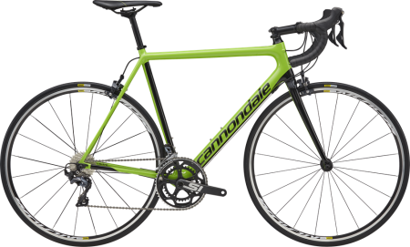 Cannondale Supersix Evo Ultegra 2018 model