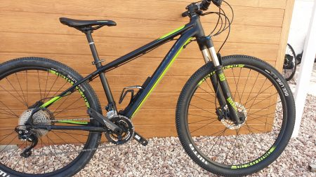 Cannondale Trail 1 27,5 Small ( 157-167 cm)